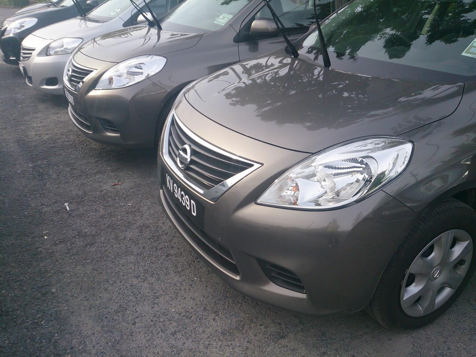 Kereta Sewa Langkawi New Nissan Almera